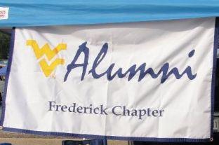 WVU Frederick Alumni Flag